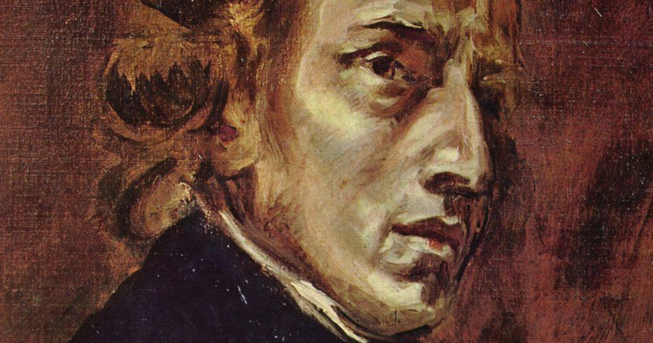 Portret Chopina