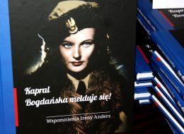 Promocja książki – Kapral Bogdańska melduje się! Wspomnienia Ireny Anders