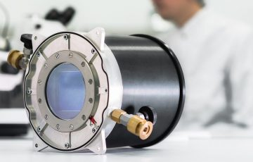 Ultraczuła kamera CCD dla projektu Neosted - prototyp 5. Creotech Instruments