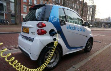 Konkurs na samochód elektryczny