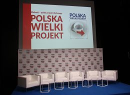 Kongres Polska Wielki Projekt – rozpoczęty